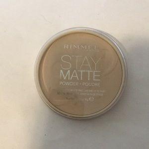 Rimmel London Makeup - Rimmel London Stay Matte Powder
